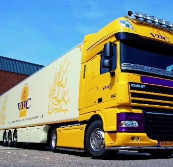 VHC vrachtwagen